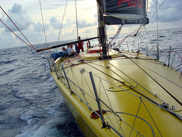ARC regata 2007 (Atlantic Rally for Cruisers)