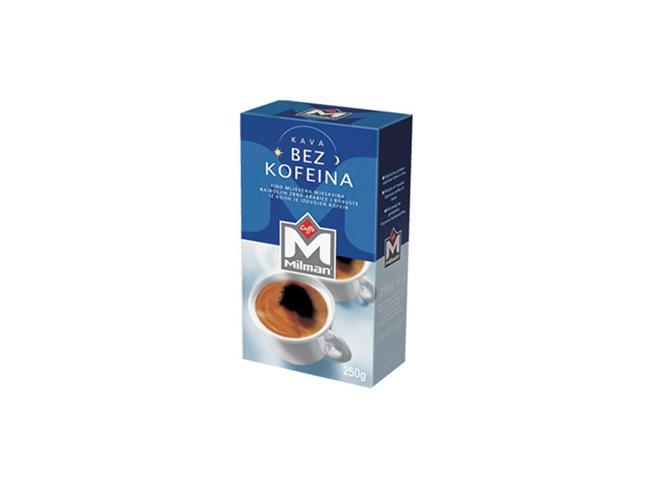 Milman kava bez kofeina za domaćinstvo