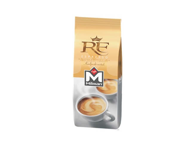 Milman Golden Re espresso kava