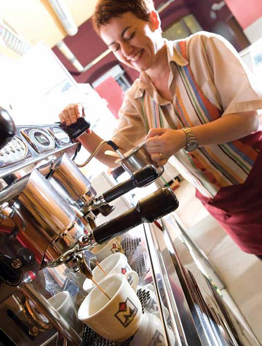 Mirisi kave iz zaleđa Crikvenice