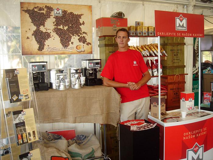 Aci Match Race 2009 - Milman Coffee Point