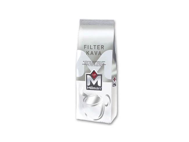 Milman filter kava za samouslužne aparate