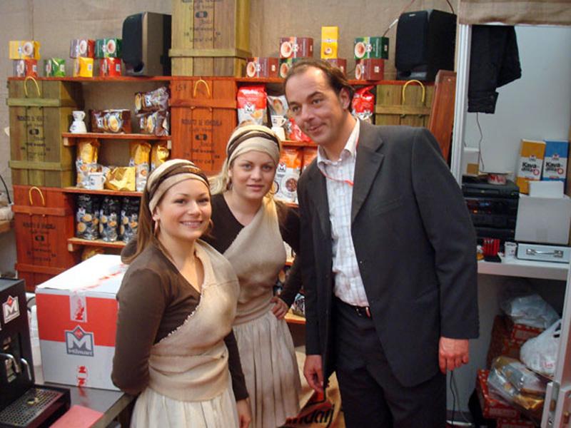 Tvrtka Milman na sajmu GAST 2008