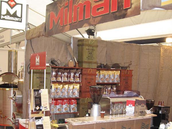 Tvrtka Milman na sajmu GAST 2010